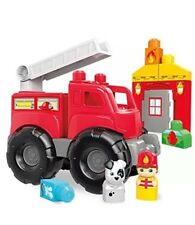 900fire Truck Rescue Playset Dxh38 Multi Color