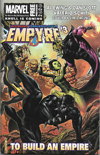 Marvel Free Previews #32 NM/MT Empyre #3 & Captain Marvel #18 covers for May