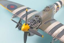 1/32 scale Typhoon/tempest Engine, cowls, Wheelbay set 4revell/special hobby/PCM