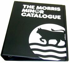 Morris Car Parts Catalogues