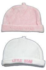 Girls' Cotton Blend Baby Caps & Hats
