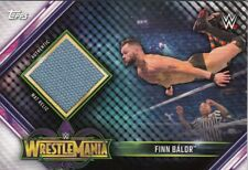 2019 TOPPS WWE ROAD TO WRESTLEMANIA MAT RELIC FINN BALOR