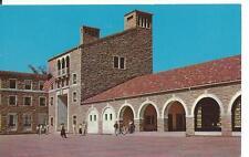 Postcard - University Memorial Center, U of CO, Boulder -  circa 1960s