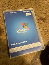 MICROSOFT WINDOWS XP PROFESSIONAL w/SP2_FULL VERSION