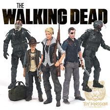 McFarlane The Walking Dead TV Series 4 - COMPLETE SET OF 5 FIGURES - IN STOCK!