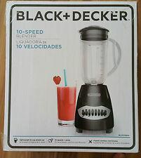Black and Decker BL2010BPA Black 10 Speed Blender Brand New!