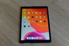 """Apple iPad Pro 2nd Gen 12.9"""" A1670 256GB Space Gray Wi-Fi Tablet w/Logitech Case"""