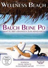 C.EASTWOOD -WELLNESS BEACH:BAUCH BEINE PO SANFTE BBP-ÜBUNGEN ZUM ABNEHM DVD NEU