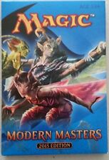 Magic The Gathering sealed MODERN MASTERS 2015 Booster Pack, Tarmagoyf Karn?