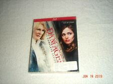 """DVD Blueray """"DAMAGES"""" Complete Series       BRAND NEW"""