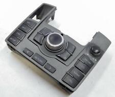 05-11 AUDI A6 S6 (C6) STEREO MMI MEDIA NAVIGATION CONTROL SWITCH PANEL (GRAY).