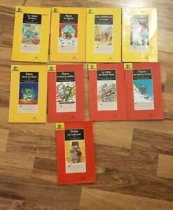 lot 9 livres Ratus Poche livre enfant 9-12 ans