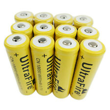 18650 Batterie 9800mAh 3.7V Low Drain Li-ion Button Top Rechargeable Batterie FR