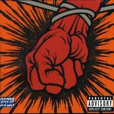 St. Anger [Explicit Version] [PA] by Metallica (CD, Jun-2003, Universal Distribution)