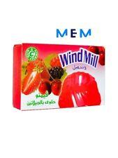 Gelée de fruit (jelly) recette Vimto WINDMILL 80 gr