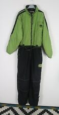 """QUEBEC Full Ski Suit  Men's XXL 46"""" 48"""" Chest Snow Vintage (K9C) TALL 6ft 6"""""""