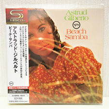 Astrud Gilberto - Beach Samba - Mini LP SHM-CD Japan Paper Sleeve Gate