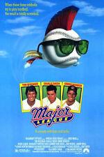 MAJOR LEAGUE  - ORIGINAL U.S. One Sheet Movie Poster (Charlie Sheen)  NEW  27x40