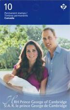 Canada 2013 #BK562 HRH Prince George of Cambridge - Unused