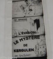 RARE Film MUNDUS Ciné at Home : Le MYSTERE de KERGULEN 2ème épisode - Film N° 12