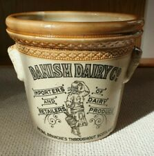 More details for vintage 2lb butter crock