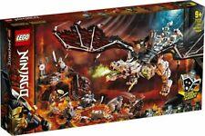 LEGO NINJAGO Skull Sorcerers Dragon 71721 *BRAND NEW SEALED IN BOX*