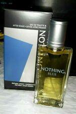 New By GOSH NOTHING BLUE Mens Cologne Spray Fragrance Denmark 1.8 Oz