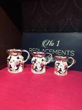 Collectable British Masons Pottery Tableware Cups & Saucers