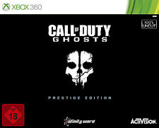 Call of Duty Ghosts-prestige edition para Xbox 360 | 100% UNCUT | alemán!