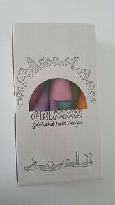 Brand new Grimms pastel forest Montessori / Waldorf