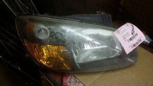 Passenger Right Headlight Sedan 4 Door EX Fits 07-08 SPECTRA 171239