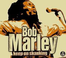 BOB MARLEY - KEEP ON SKANKING 2 CD NEUF