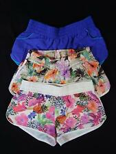 Opi Shorts Lot Flowers, Stretch Comfortable 3 Shorts