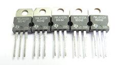 5 x BD242 Transistor PNP 100V 3,0A 40W TO220 von Texas Instruments,Arduino,AVR
