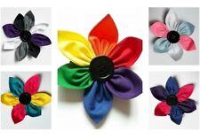 Hand Made Hair Tie Bobble Bracelet Band LGBT Bi Pan Ace Trans Rainbow Pride Flag