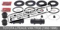 Cylinder Kit For Toyota Liteace Van Yr30 (1992-1996)