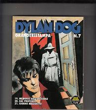dylan dog grande ristampa n  7 - 2007