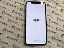 APPLE IPHONE X 64 GO ARGENT DEBLOQUE REF : F 9027136
