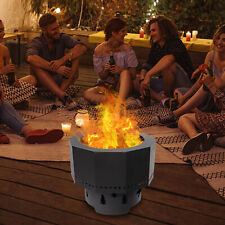 New listing Bonfire Pit Pits for Outside Portable Fire Pit Patio Heater Camping Party