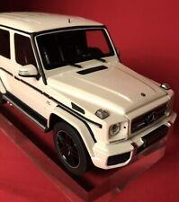 Mercedes G65 AMG White Edition Limited auf 1000 1:18 GT Spirit Weiß NEU NEW