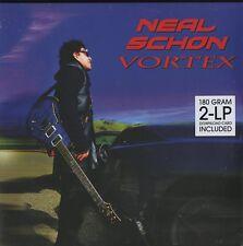 NEAL SCHON VORTEX DOPPIO VINILE LP 180 GRAMMI + MP3 NUOVO E SIGILLATO !!