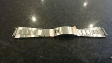 Vintage Tissot  Stainless Steel Metal Watch Wristwatch Bracelet Band