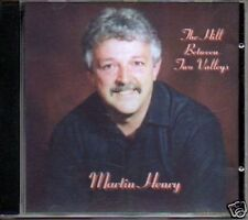 (855E) Martin Henry, The Hill Between Two Valleys DJ CD