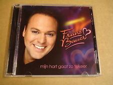CD / FRANS BAUER - MIJN HART GAAT ZO TE KEER