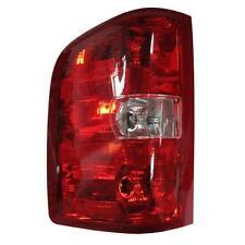 07 08 09 10 11 12 13 Silverado Sierra Left Driver Taillight Taillamp Lamp Light