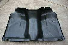 REPRODUCTION ORIGINAL RUBBER FLOORING FRONT ONLY + STRIPS FOR HOLDEN EH MAN UTE