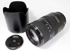 Sony AF 70-300 mm f/4.5-5.6 G SSM Lens For A-Mount **Excellent** Condition