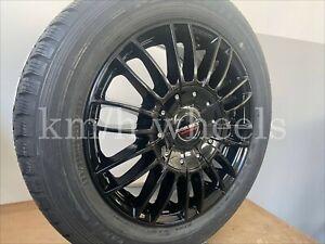Borbet CW3 Felgen 17 Zoll für Fiat Ducato Wohnmobil 225/55 R17 Allwetterreifen