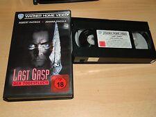 Last Gasp - Der Todesfluch -  Joanna Pacula - Warner Home Video - uncut - ab 18