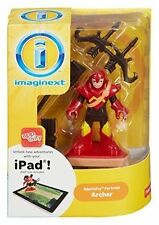 Imaginext Apptivity Fortress Archer Figure & Accessories Y8192 For App & Playset